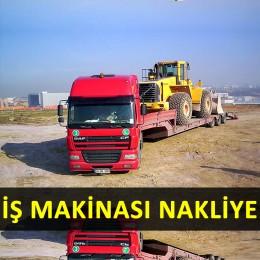 İş Makinası Nakliyesi