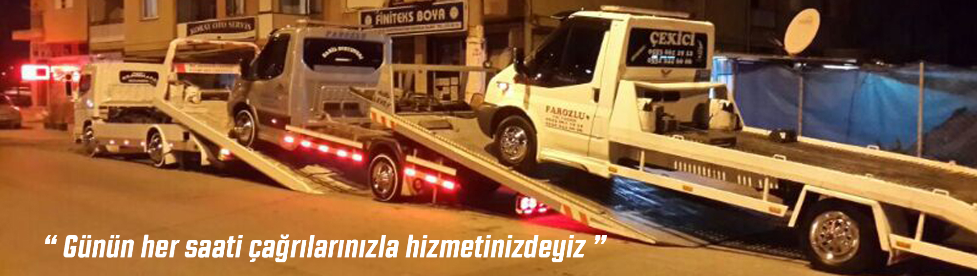 Oto Kurtarma İzmir, Oto Çekici İzmir